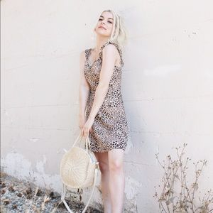 Nordstrom Leopard Dress